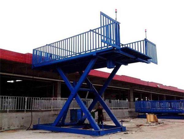 重庆固定式登车桥
